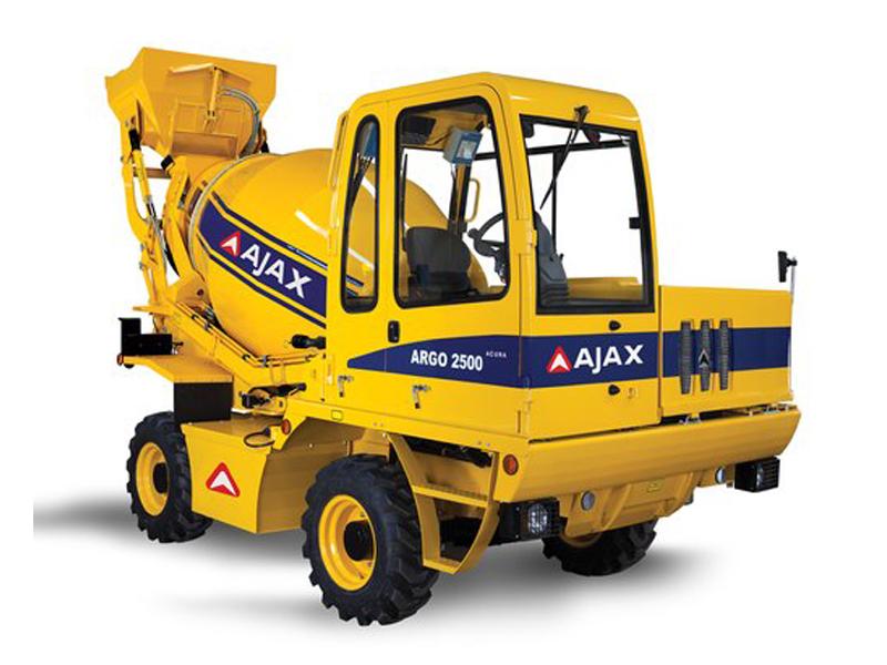 Self Loading Concrete Mixer (AJAX-2500 ACURA )