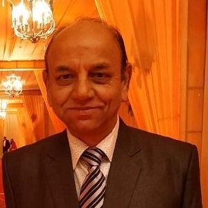 Manohar shrimal- CEO